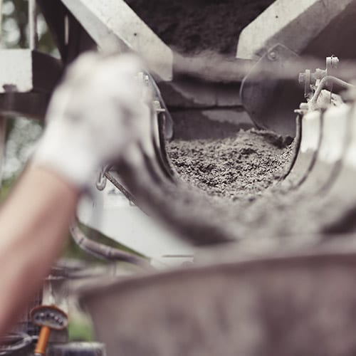 Cement mixing - CIS tax advice image