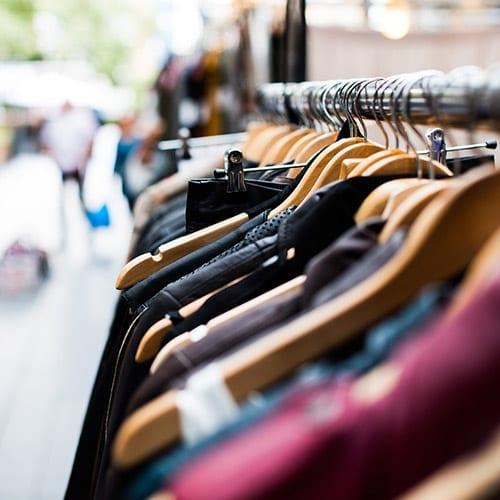 Clothing rack - VAT image