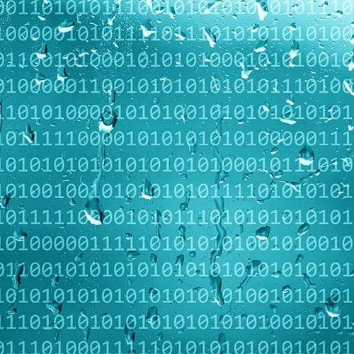 Cyber Security Binary numbers data