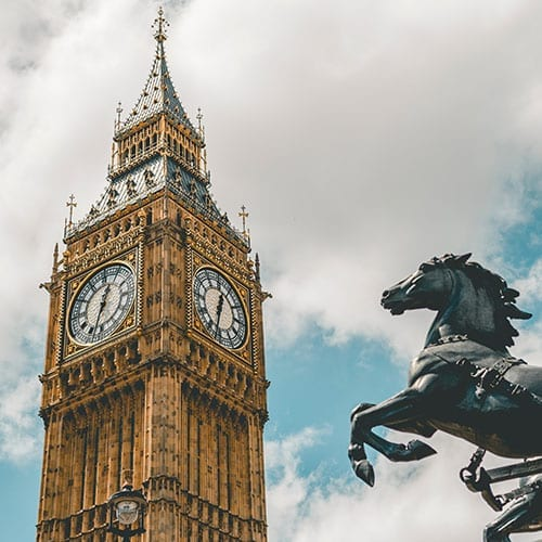 Tax Advice image - Horse and Big Ben