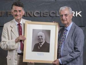 Francis S Clark's Grandsons