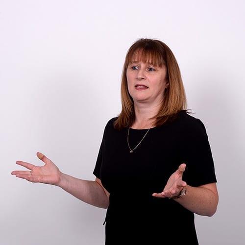 Karen Bowen - Discussion Shot