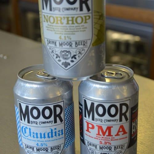 Moor Beer - Case Study