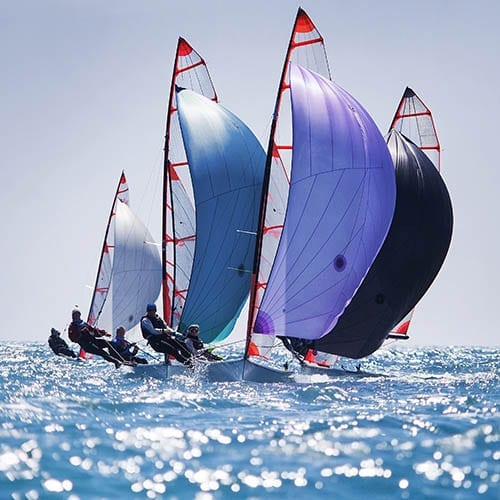 sailing regatta - marine image