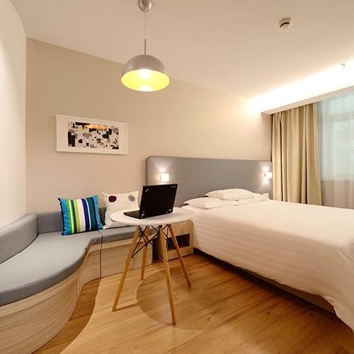 Capital allowances image - Hotel room