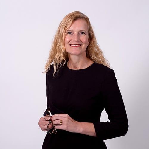 Rosalyn Shallcroft - Waist image with grey background