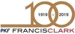 pkf centenary logo