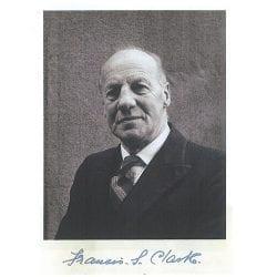 photo of francis clark