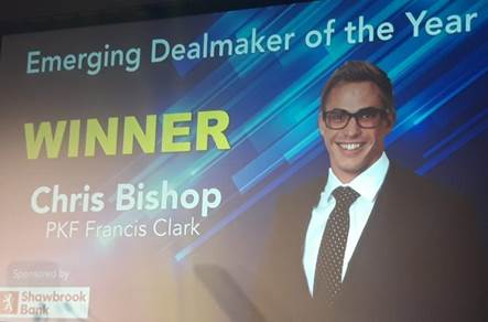 Chris Bishop Dealmaker